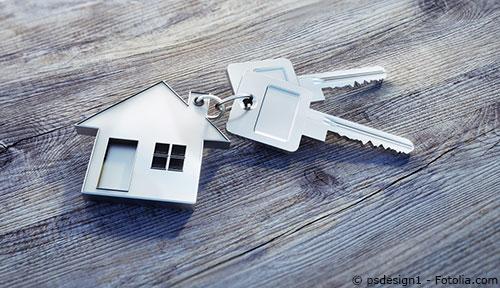 Hausschlüssel für einen Hauskauf in Bannewitz