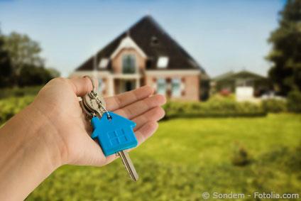 Hauskauf in Dippoldiswalde mit Schlüsselübergabe