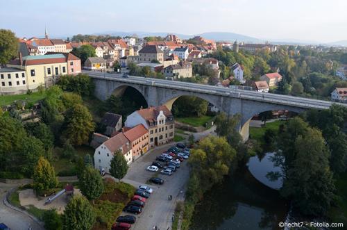 Genießen sie gute Verkehrsanbindung mit einer Immobilie an der Friedensbrücke in Bautzen