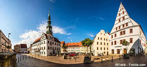 Immobilien direkt am Marktplatz in Pirna