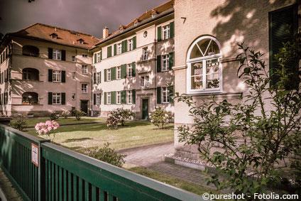 Mietwohnungen in Dresden Gruna.
