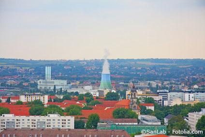 Blick auf Dresden Naußlitz mit seinen Mietwohnungen